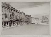 High Street, Marlborough by Christopher Hughes