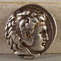 Alexander the Great <br/> silver Tetradrachm 4th c. B.C.