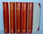 The Whole Works of Homer <br/> Prince of Poetts In His Iliads and Odysses<br/>printed at the Shakespeare Head Press <br/>1930-31. 5 volumes